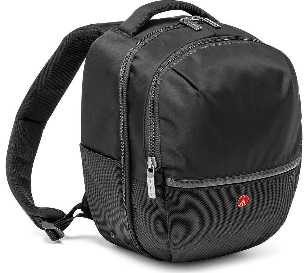 MANFROTTO MB MA-BP-GPS Advanced Gear DSLR Camera Backpack - Black