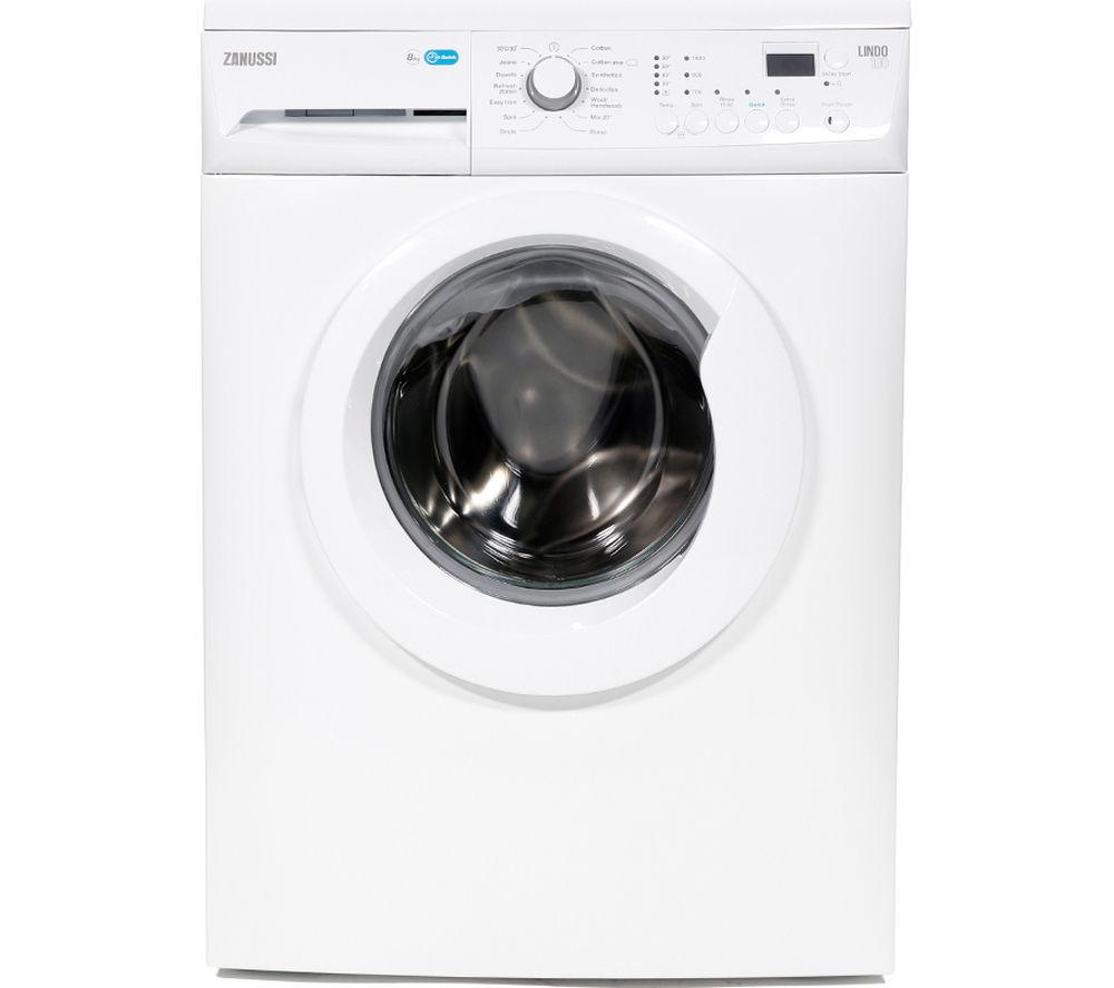 ZANUSSI ZWF81441W Washing Machine - White