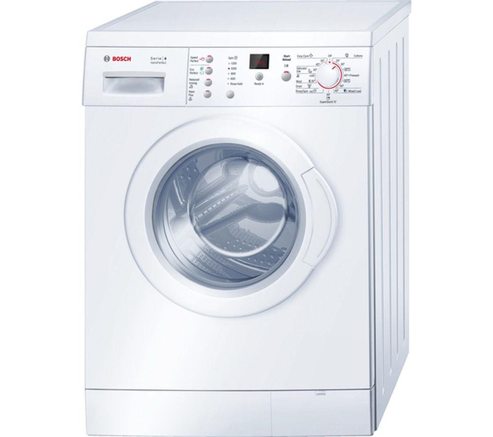 buy bosch maxx wae24377gb washing machine white. Black Bedroom Furniture Sets. Home Design Ideas