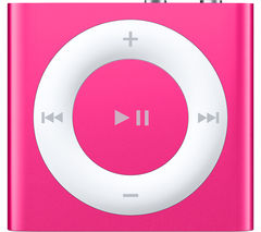 APPLE iPod shuffle - 2 GB, 4th generation, Pink