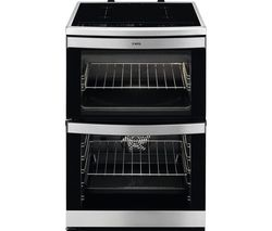 AEG 49176V-MN 60 cm Electric Cooker - Stainless Steel