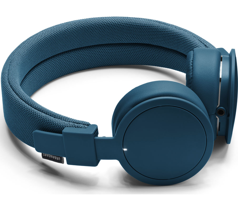 URBANEARS Plattan ADV Wireless Bluetooth Headphones - Indigo
