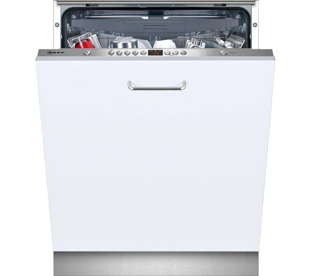 NEFF S51L58X0GB Full-size Integrated Dishwasher