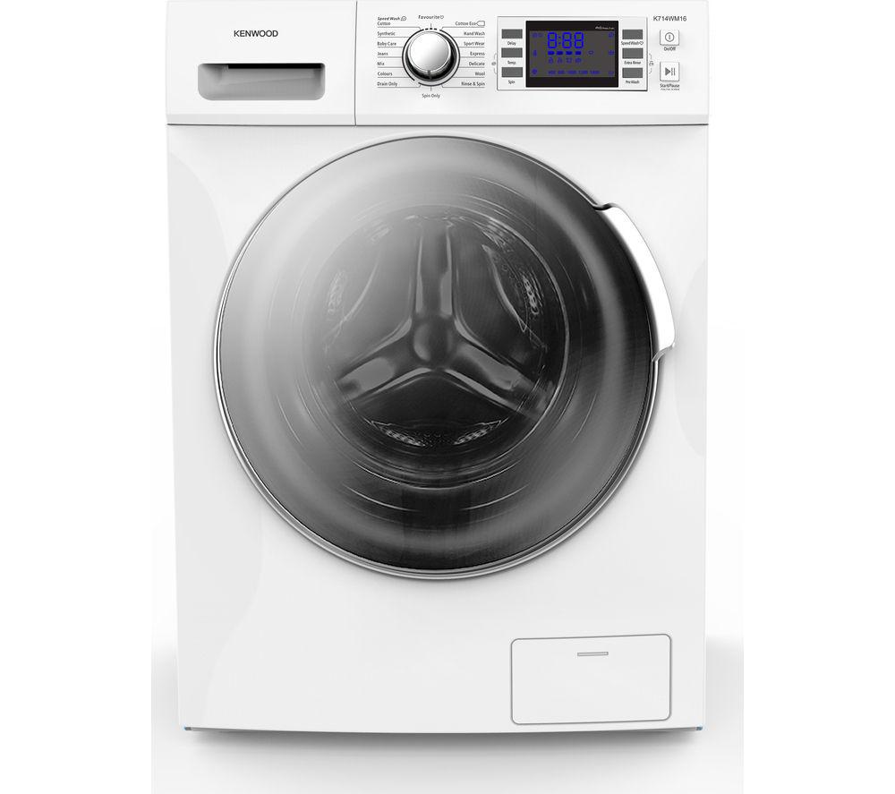 KENWOOD K714WM16 Washing Machine - White