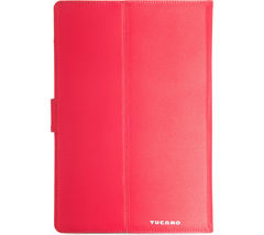 "TUCANO Facile Universal Folio 10"" Tablet Case - Red"