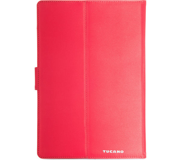 "Image of TUCANO Facile Universal Folio 10"" Tablet Case - Red"