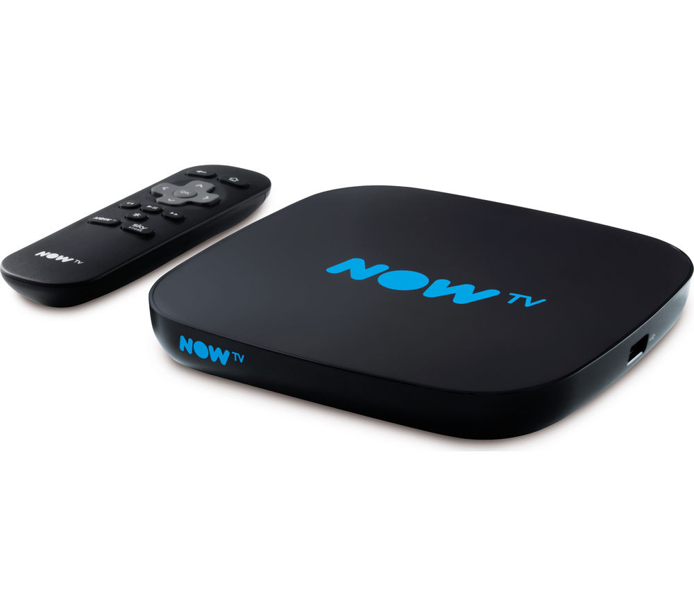 NOW TV NOW TV  HD Smart TV Box - Movies Bundle
