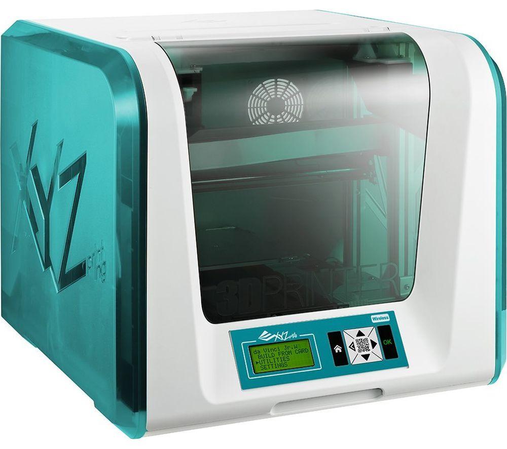 XYZ Da Vinci Junior 1.0w Wireless 3D Printer Deals
