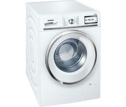 SIEMENS WMH4Y790GB Smart Washing Machine - White
