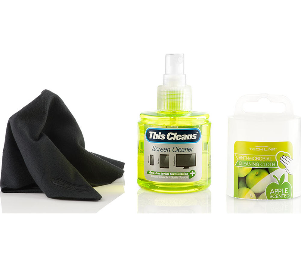 TCI This Cleans Apple Scented Screen Cleaner
