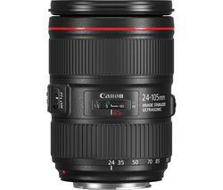 CANON EF 24-105 mm f/4 L II USM Standard Zoom Lens