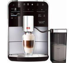 MELITTA Caffeo Barista TS Bean to Cup Coffee Machine - Silver