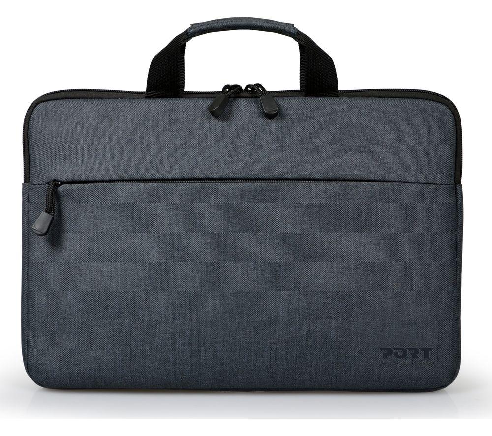 Port Designs Belize 13 3 Quot Laptop Case Grey Deals Pc World