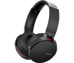 SONY Extra Bass MDR-XB950B1B Wireless Bluetooth Headphones - Black