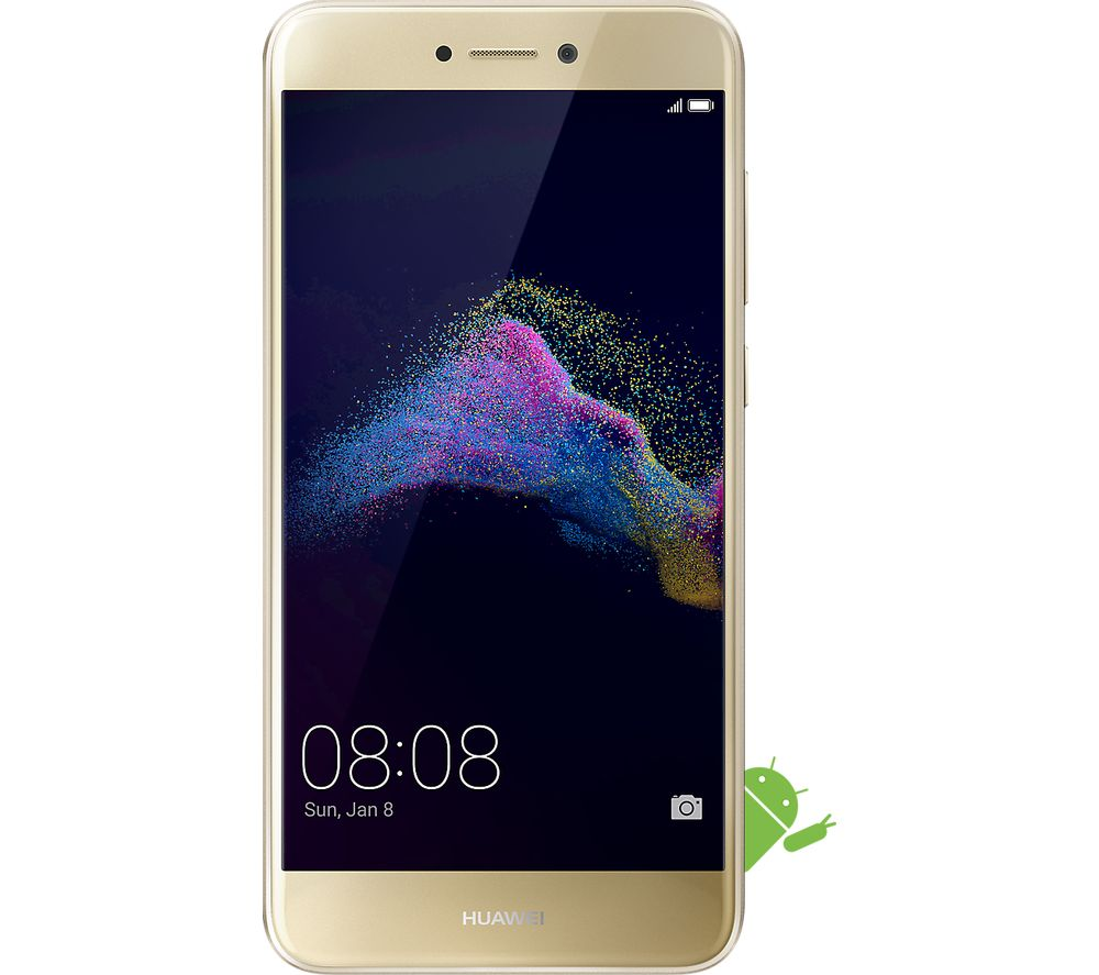 buy huawei p8 lite 2017 16 gb gold free delivery currys. Black Bedroom Furniture Sets. Home Design Ideas