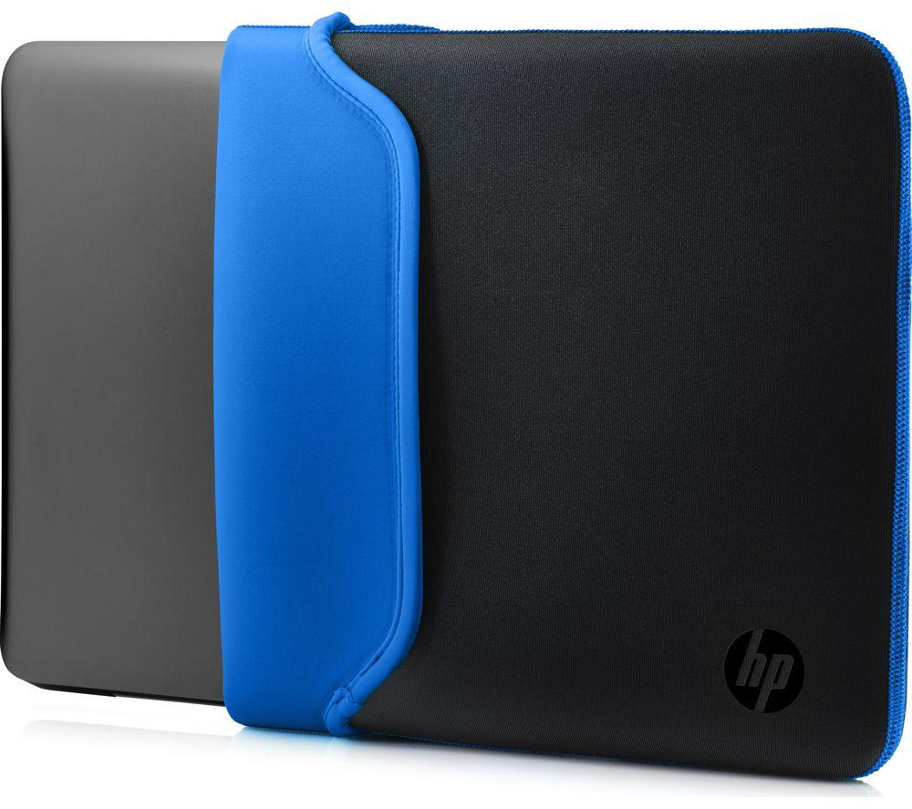 "HP 11.6"" Laptop Sleeve - Black & Blue"