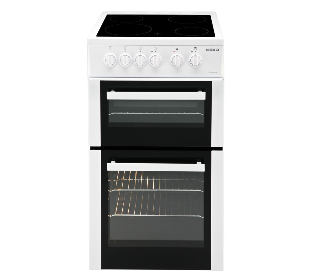 BEKO BDVC563AW Electric Ceramic Cooker - White