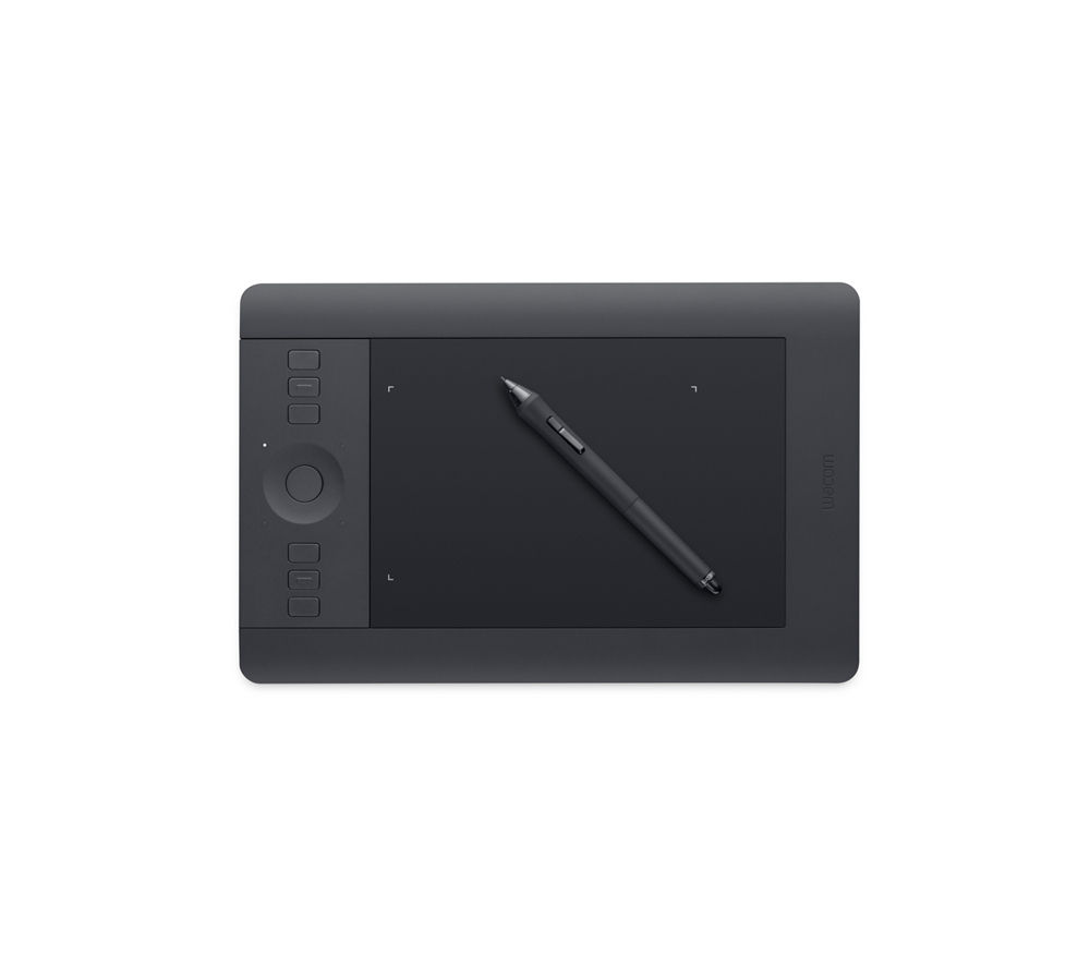 Image of Wacom Intuos Pro Small PTH-451-ENES Graphics Tablet