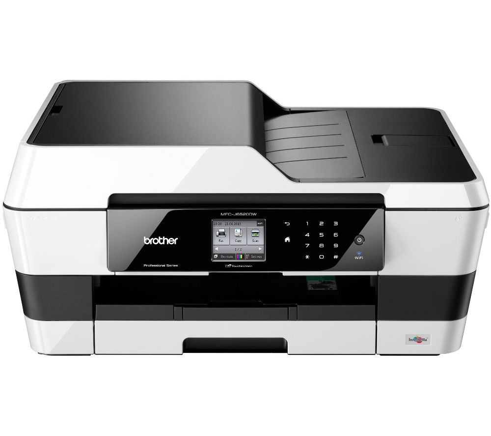 BROTHER  MFCJ6520DW Wireless A3 AllinOne Inkjet Printer