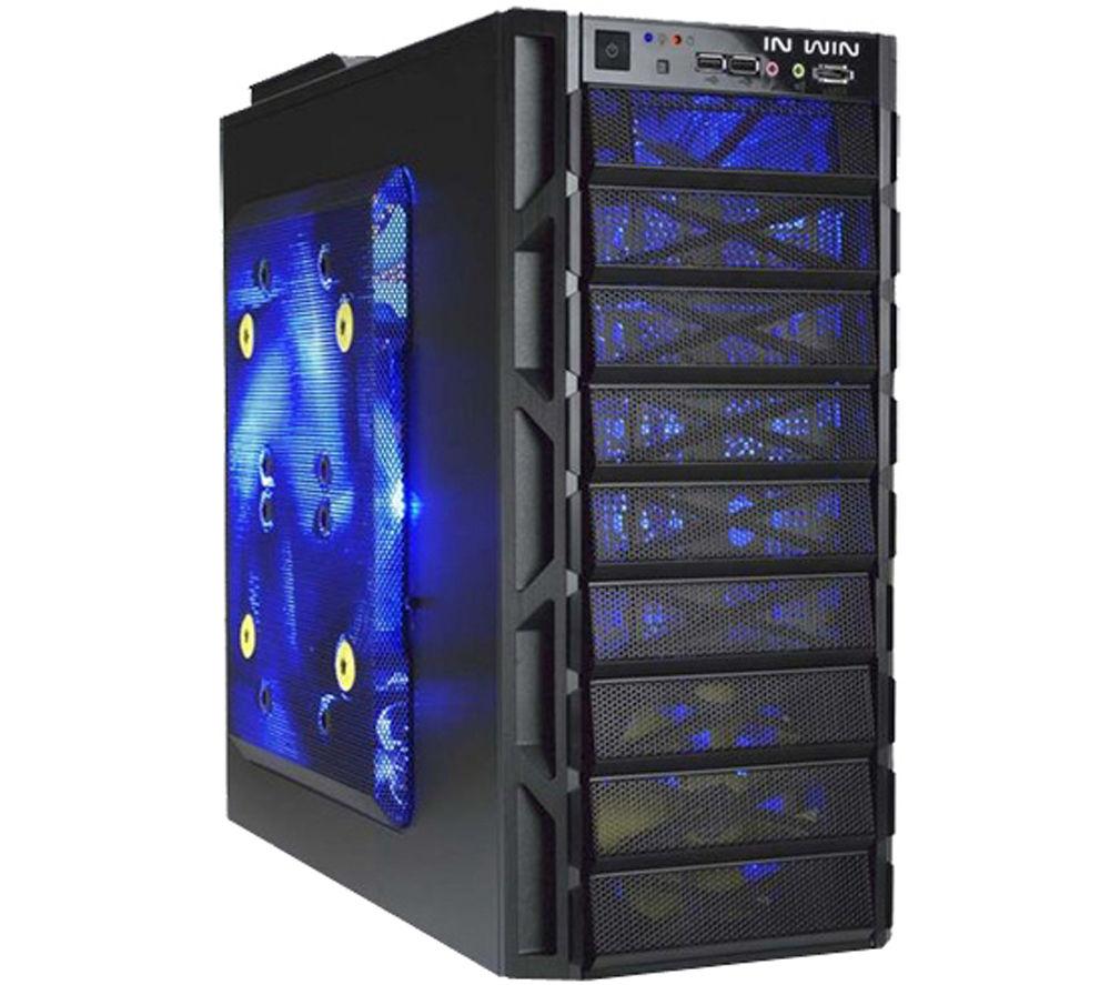 PC SPECIALIST Vortex Odyssey Gaming PC