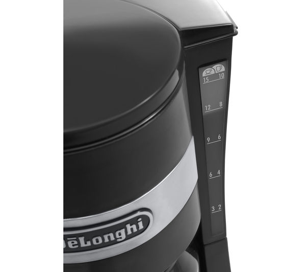 Buy DELONGHI ICM15210 Coffee Maker - Black Free Delivery Currys