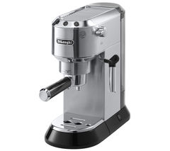 DELONGHI DEDICA EC680M Coffee Machine - Silver