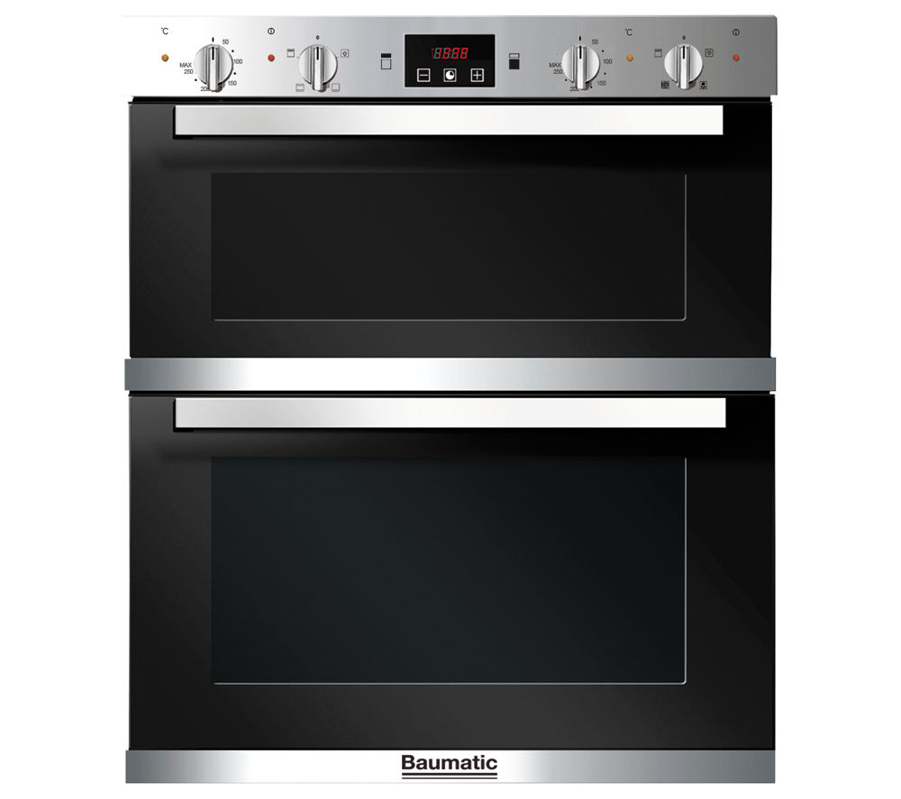 baumatic bo796 oven compare prices at foundem. Black Bedroom Furniture Sets. Home Design Ideas