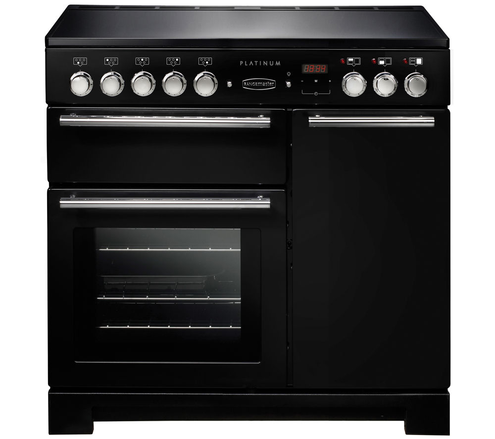 Electric Range Cookers ~ Buy rangemaster platinum electric induction range