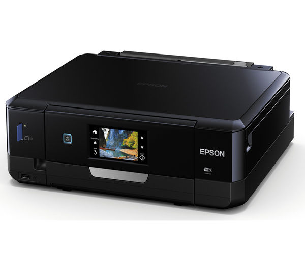 Image of EPSON Expression Premium XP-760 All-in-One Wireless Inkjet Printer