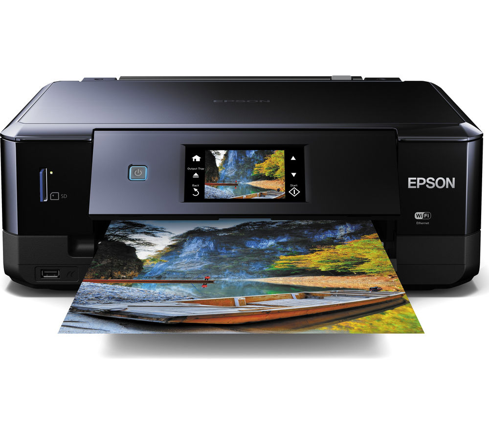 EPSON Expression Premium XP-760 All-in-One Wireless Inkjet Printer