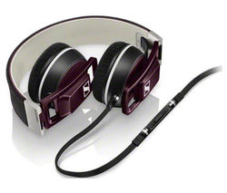 SENNHEISER Urbanite i Headphones - Plum