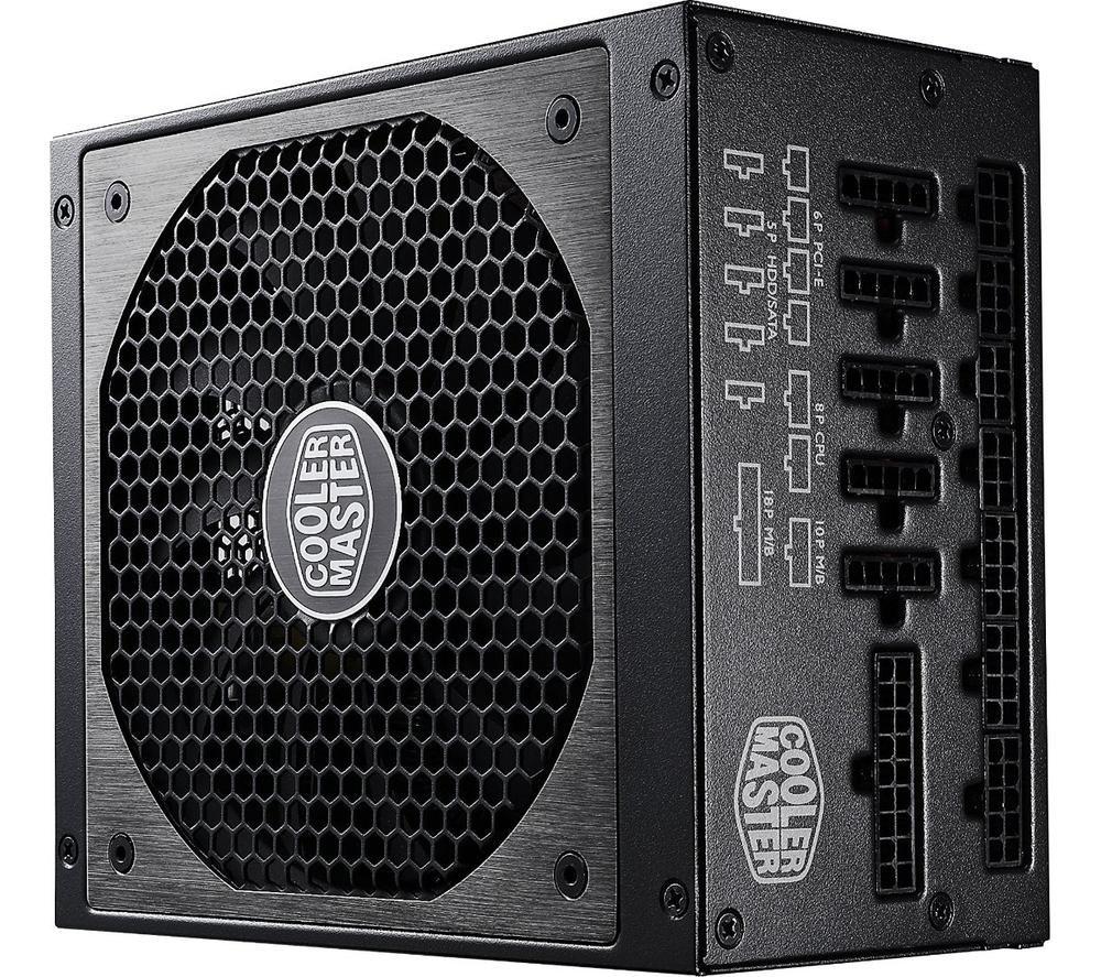 COOLERMASTER G550M ATX PSU - 550 W
