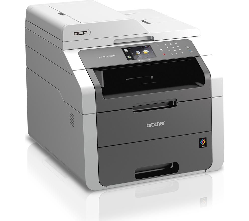 BROTHER DCP9020CDW All-in-One Wireless Laser Printer