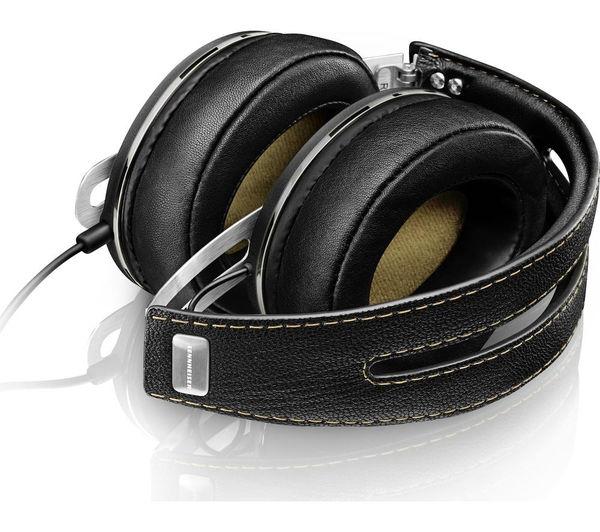 Buy SENNHEISER Momentum 2.0 i Headphones - Black | Free Delivery | Currys