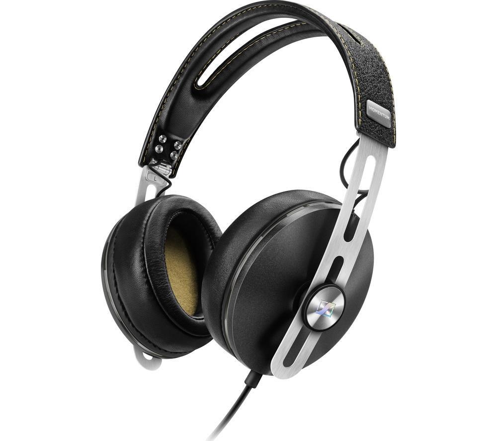 SENNHEISER Momentum 2.0 i Headphones - Black