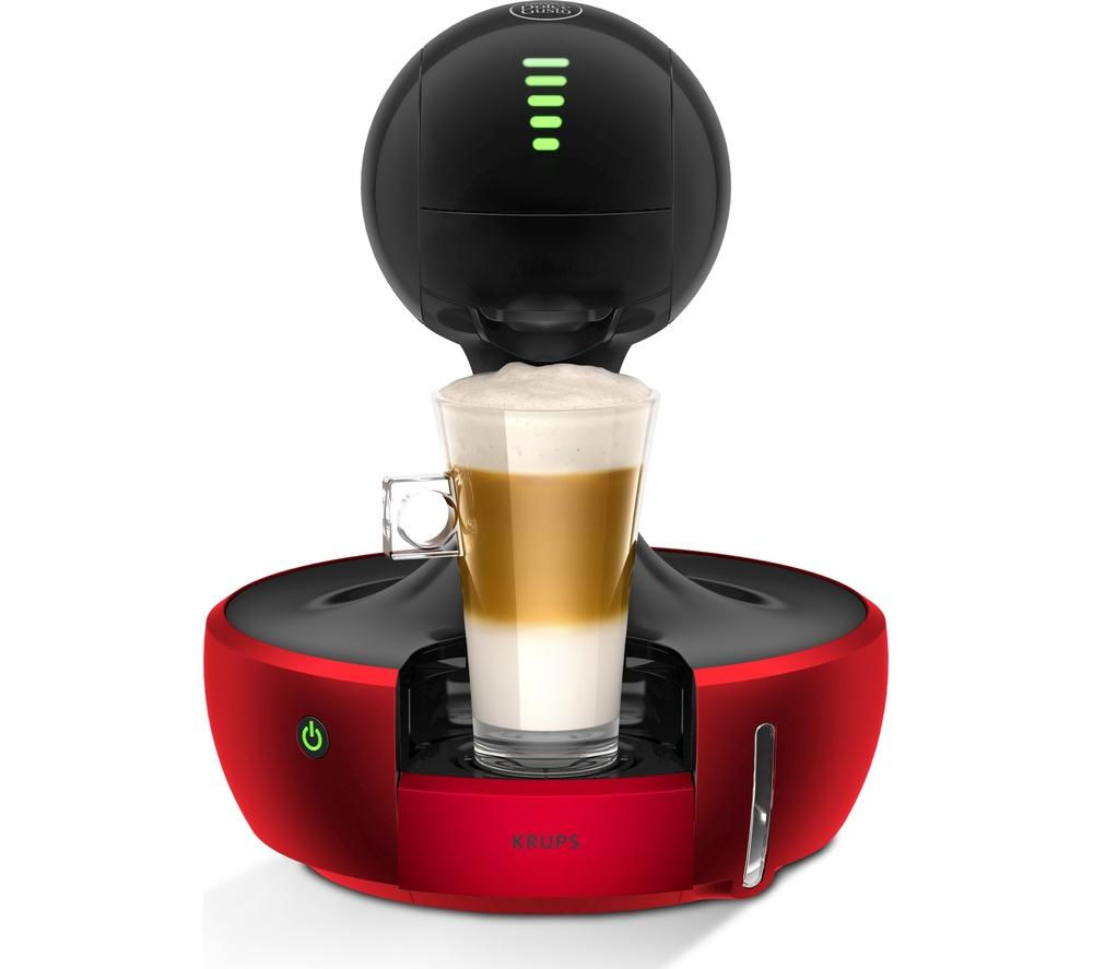 buy krups dolce gusto drop automatic hot drinks machine. Black Bedroom Furniture Sets. Home Design Ideas