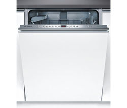 BOSCH SMV65M10GB Full-size Integrated Dishwasher