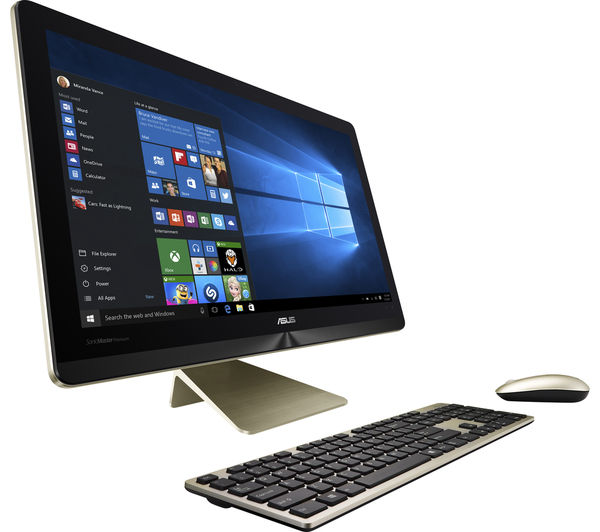 asus zen aio pro 4k touchscreen all in one pc deals pc world. Black Bedroom Furniture Sets. Home Design Ideas