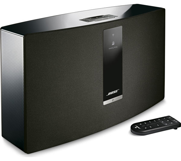 buy bose soundtouch 30 iii wireless smart sound multi room. Black Bedroom Furniture Sets. Home Design Ideas