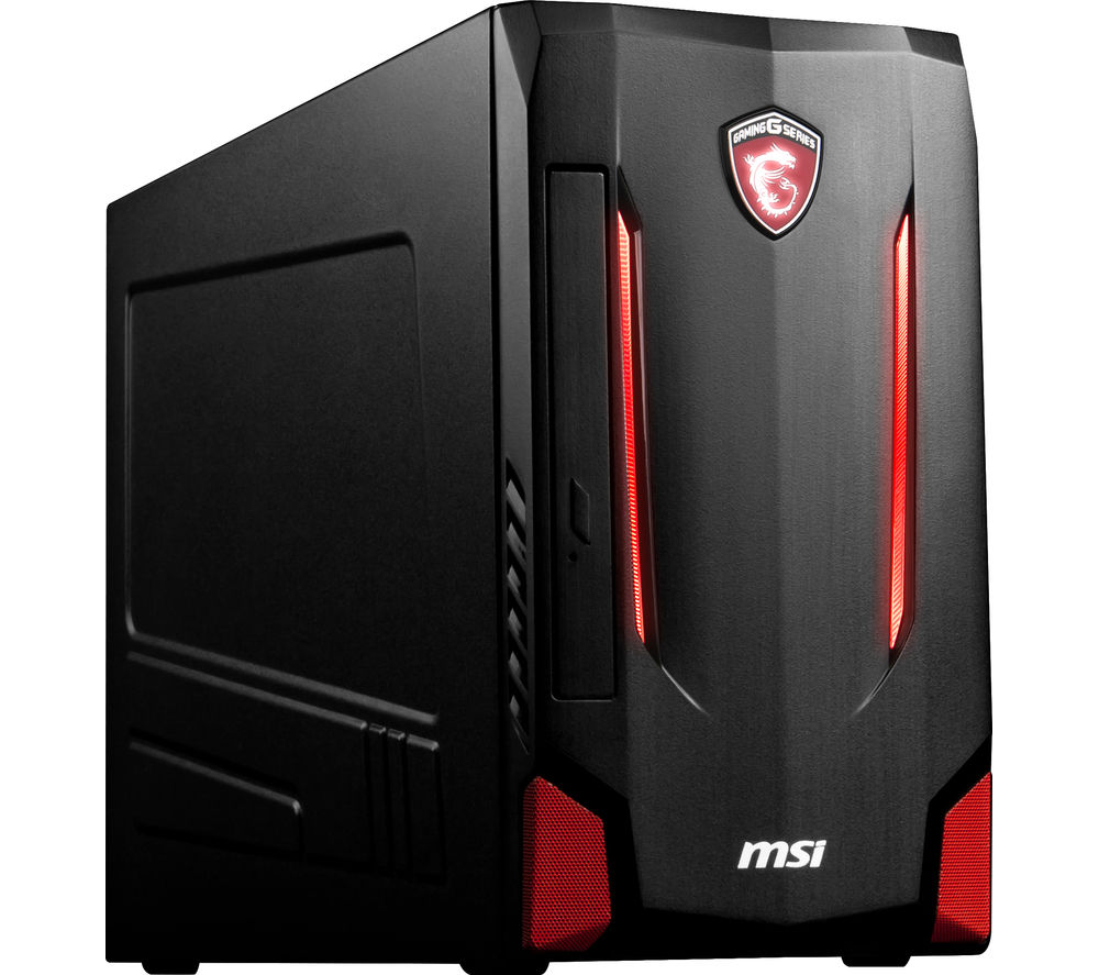 msi nightblade mi2 007uk gaming pc deals pc world. Black Bedroom Furniture Sets. Home Design Ideas
