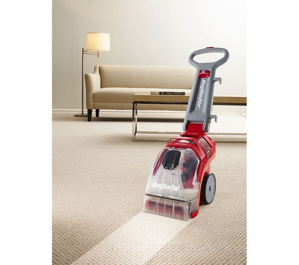 Buy Rug Doctor 93170 Deep Carpet Cleaner Red Amp Grey