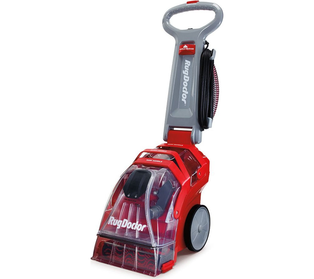 Buy Rug Doctor 93170 Deep Carpet Cleaner Red Amp Grey