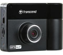 TRANSCEND DrivePro 520 Dash Cam - Black