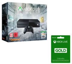 MICROSOFT Xbox One with Tom Clancy's The Division