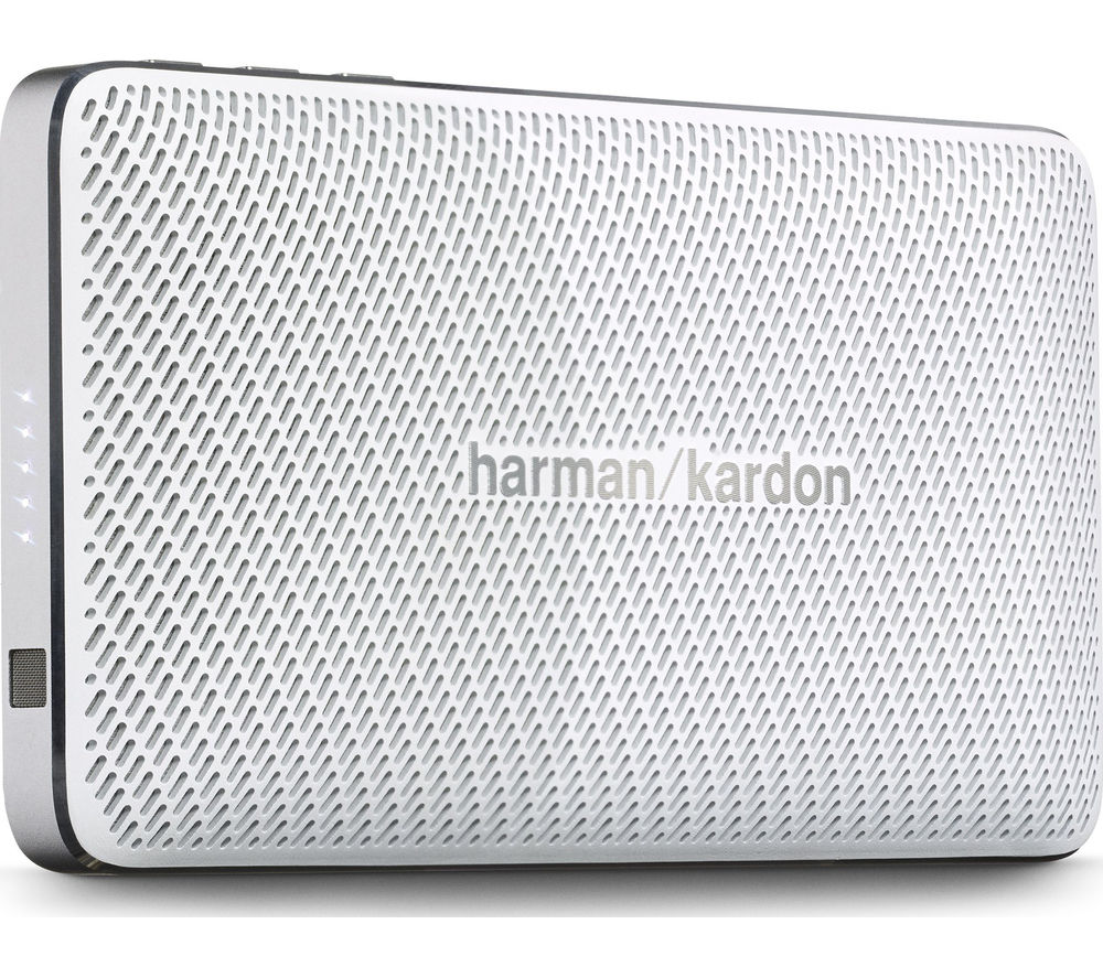 Click to view more of HARMAN KARDON  Esquire Mini Portable Wireless Speaker - White, White