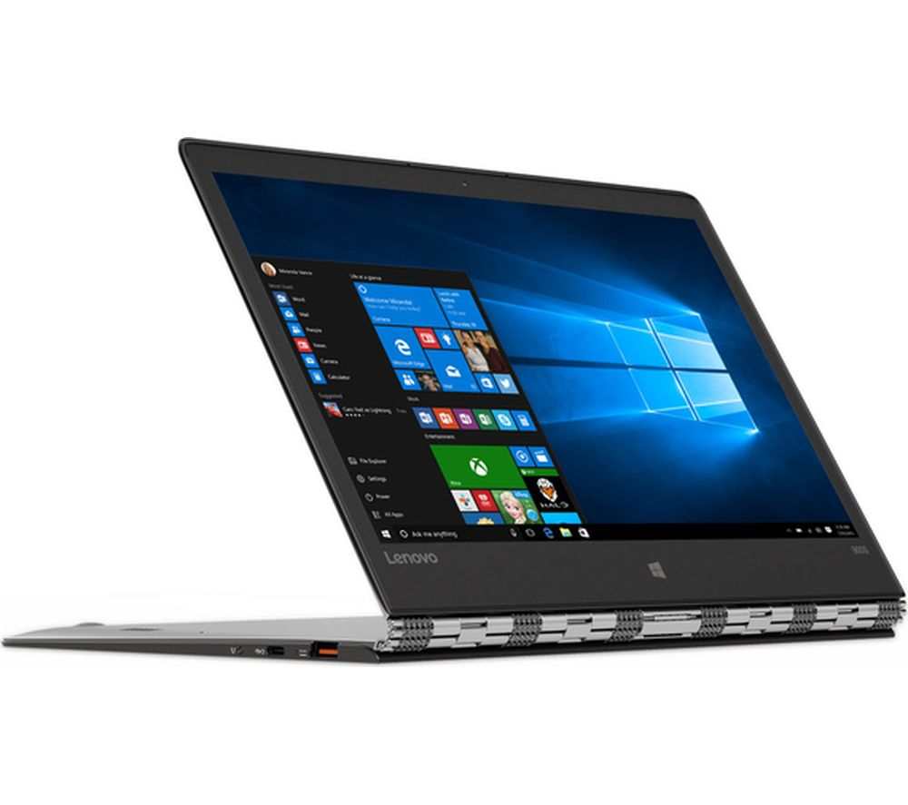 "LENOVO YOGA 900S 12.5"" 2 in 1 - Silver + Office 365 Personal"