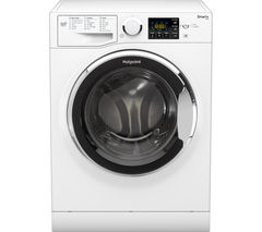 HOTPOINT Smart+ RSG845JX Washing Machine - White