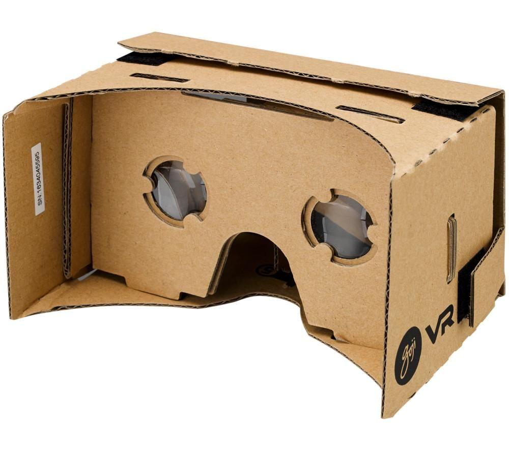 GOJI G6PVR17 Card 3D Virtual Reality Glasses