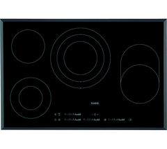 AEG HK854080FB Electric Ceramic Hob - Black