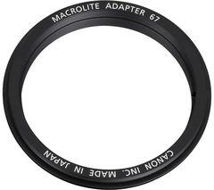 CANON ML-67 Lens Macrolite Adapter